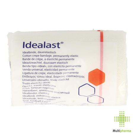Idealast avec agr. 8cmx5m bc 1 p/s