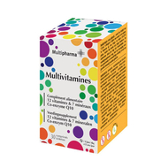 Multipharma Multivitamines comprimés 30pc