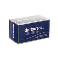Daflon 500mg comprimés pelliculés 120pc