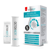 Detoxner Natuurlijk detox programma 5 zakjes + 20 tabletten
