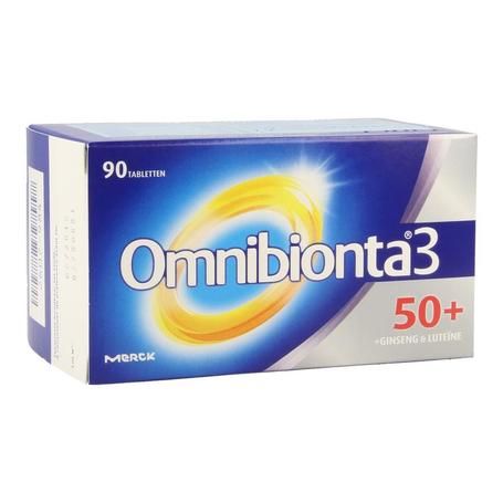 Omnibionta 3 50+ comprimés 90pc