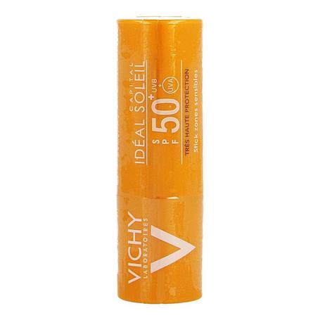 Vichy Idéal Soleil Stick gevoelige zones SPF50+ 1st