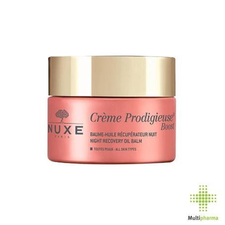 Nuxe Crème Prodigieuse Boost balsem nacht 50ml