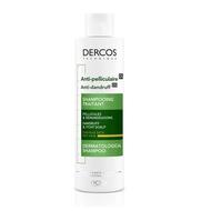 Vichy Dercos Shampooing anti-pellicules cheveux sec 2x200ml