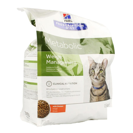 Prescription diet feline metabolic 1,5kg