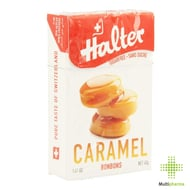 Halter bonbon vanil-karamel zs 40g