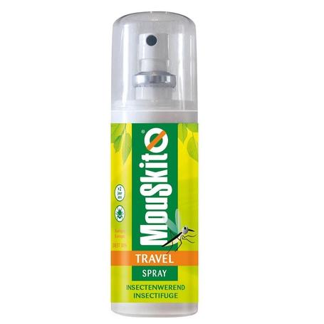 Mouskito Travel spray Europe du Sud 30% deet 100ml