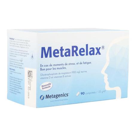 Metagenics Metarelax tabletten 90st
