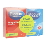 Biocure student la megatone+ intellect comp 30+40