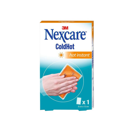 Nexcare 3m coldhot hot instant n1572