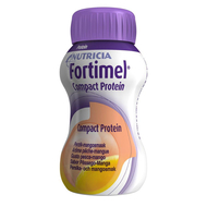 Fortimel Compact Protein Peche/mangue 125 ml 4pc