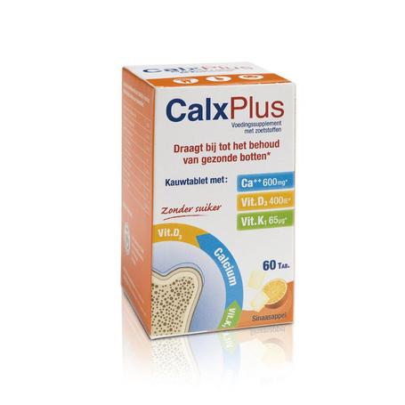 Calx-plus orange comp 60