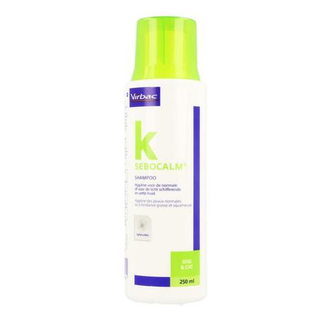 Allerderm sebocalm shampoo nh/dh 250ml