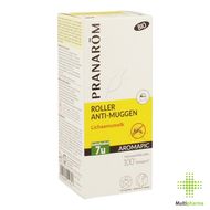 Pranarom Aromapic Roller Anti-moustique  75ml