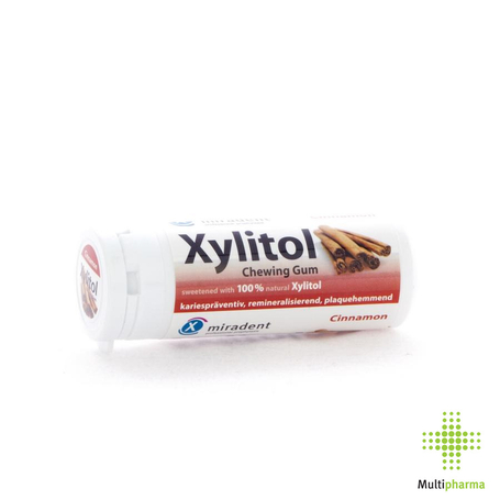 Chewing Gum Xylitol Canelle