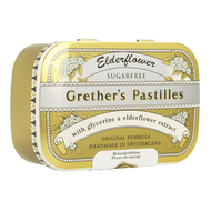 Grether's elderflower sureau-jus fruits ss 110g