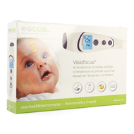 Visiofocus thermometer afstand