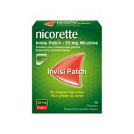 Nicorette invisi 25mg patch 14