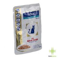 Vdiet renal feline tuna (pouch) 85g