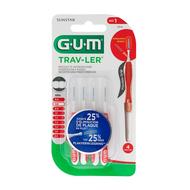 Gum Trav-ler Interdent.borsteltje 0,8mm 1st