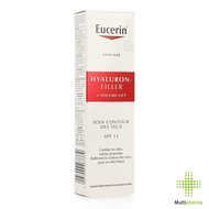 Eucerin Hyaluron Filler + Volume-Fit Oogcontrourcrème 50ml