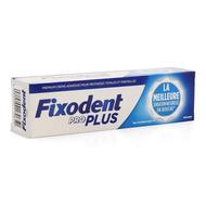 Fixodent pro plus 0% pate adhesive 40g