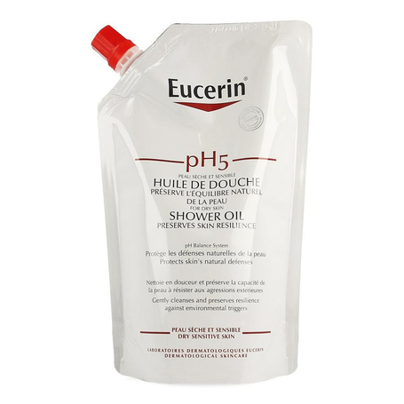 Eucerin Refill pH5 Doucheolie 400ml