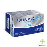 Fultium d3 800 zachte caps 90