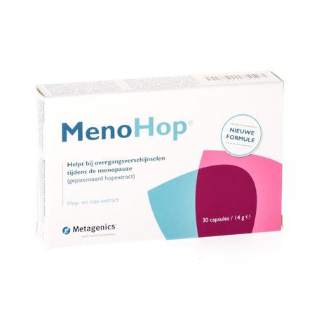 Metagenic MenoHop capsules 30pc