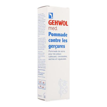 Gehwol Med Pommade contre les gerçures 75ml