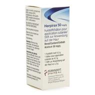 Herpirax 50mg/g baton pour applic.cutanee 1 x 4,2g