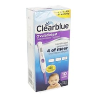 Clearblue advanced test ovulation 10