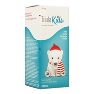 Toulakids 180 ml siroop