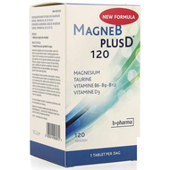 Magne B plus D 120tabl 120