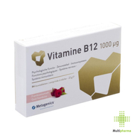 Vitamin b12 1000mcg kauwtabl 84 metagenics