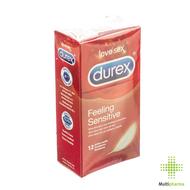 Durex Feeling Sensitive Condooms 12st