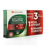 Expert cheveux a/haaruitval comp 3x30 2+1 gratuit