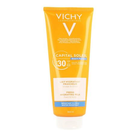 Vichy Capital Soleil Beach Hydraterende zonnemelk SPF30 300ml