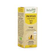 Herbalgem propolis breed spectrum bio spray 15ml