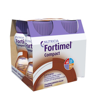 Fortimel Compact Chocolat 125ml 4pc
