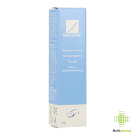 Kelo-cote gel silicone tube 6g