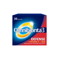 Omnibionta 3 Défense comprimés 30pc