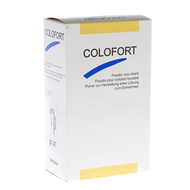 Colofort pulv sol or sach 4 x 74g
