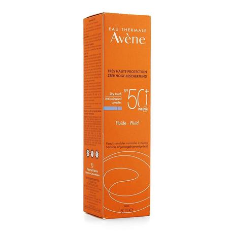 Avene Fluide SPF50+ 50ml