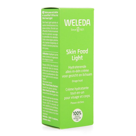 Weleda Crème skin food light 30ml