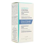 Ducray Hidrosis Control Anti-Transpiratie Crème 50ml