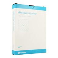 Biatain Alginaat Verband 10cmx10cm 10st (3710)