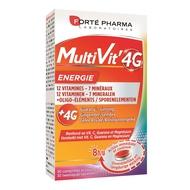 Fortepharma MultiVit' 4G energie 30comp