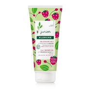 Klorane Petit junior douchegel framboos 200ml