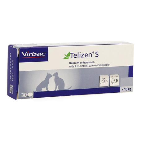 Telizen s chien-chat comp 30x 50mg